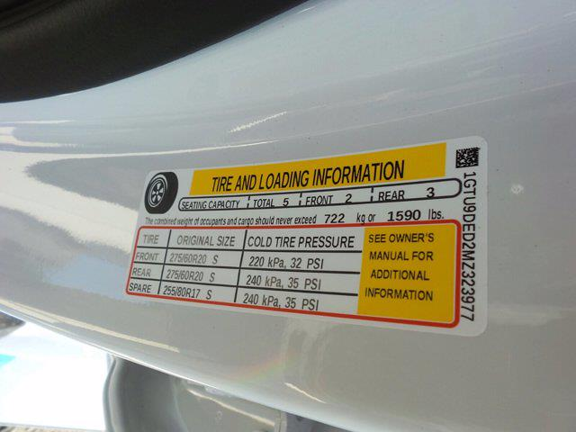 2021 GMC Sierra 1500 Crew Cab 4x4, Pickup #M23977 - photo 57