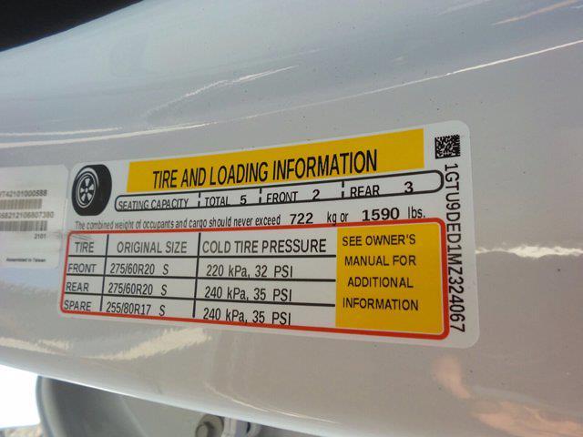 2021 GMC Sierra 1500 Crew Cab 4x4, Pickup #M24067 - photo 60