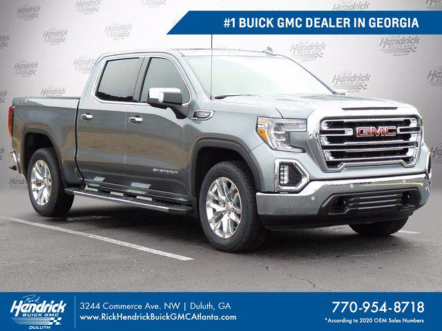 2021 GMC Sierra 1500 Crew Cab 4x4, Pickup #M24545 - photo 1