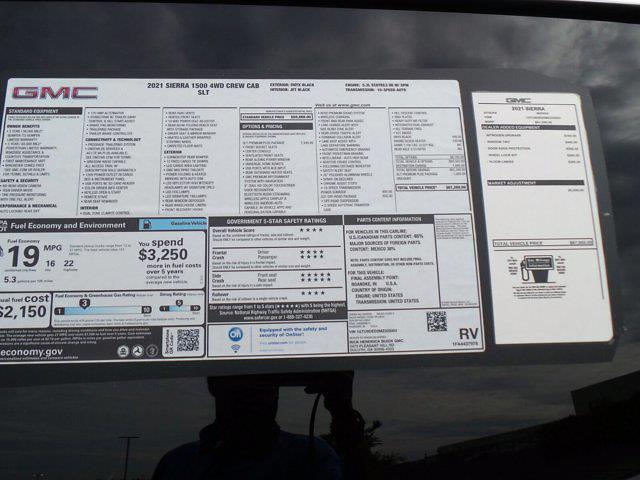 2021 GMC Sierra 1500 Crew Cab 4x4, Pickup #M25003 - photo 61