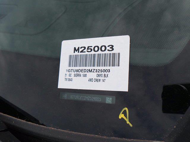 2021 GMC Sierra 1500 Crew Cab 4x4, Pickup #M25003 - photo 62
