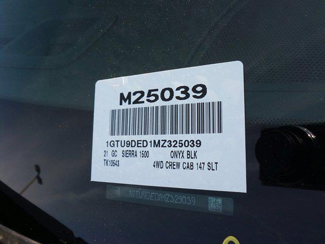 2021 GMC Sierra 1500 Crew Cab 4x4, Pickup #M25039 - photo 60