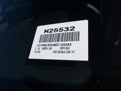 2021 GMC Sierra 1500 Double Cab 4x4, Pickup #M25532 - photo 48