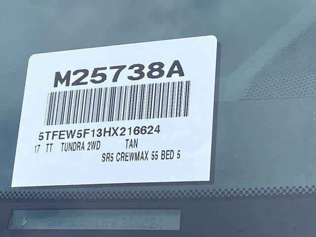 2017 Toyota Tundra Crew Cab 4x2, Pickup #M25738A - photo 48