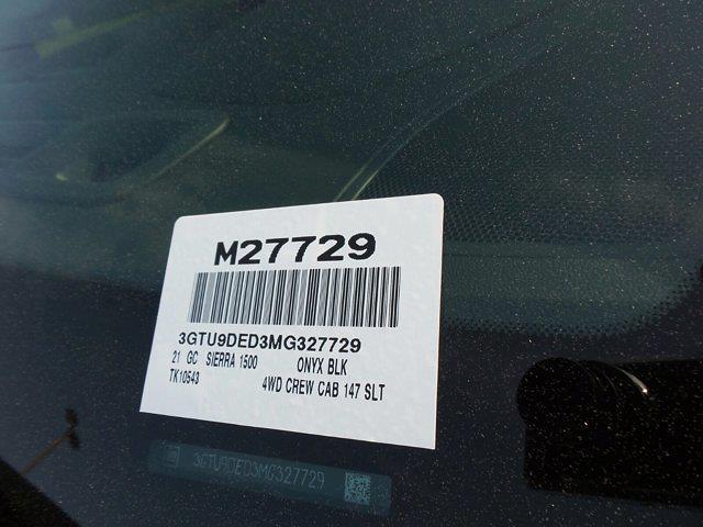 2021 GMC Sierra 1500 Crew Cab 4x4, Pickup #M27729 - photo 60