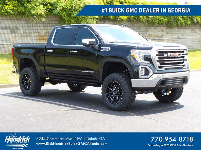 2021 GMC Sierra 1500 Crew Cab 4x4, Pickup #M28460 - photo 1