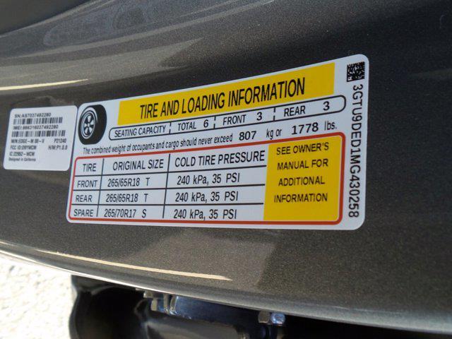 2021 Sierra 1500 Crew Cab 4x4,  Pickup #M30258 - photo 66