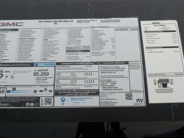 2021 Sierra 1500 Crew Cab 4x4,  Pickup #M30258 - photo 67