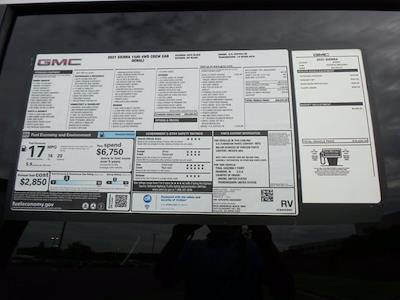 2021 GMC Sierra 1500 Crew Cab 4x4, Pickup #M30891 - photo 58