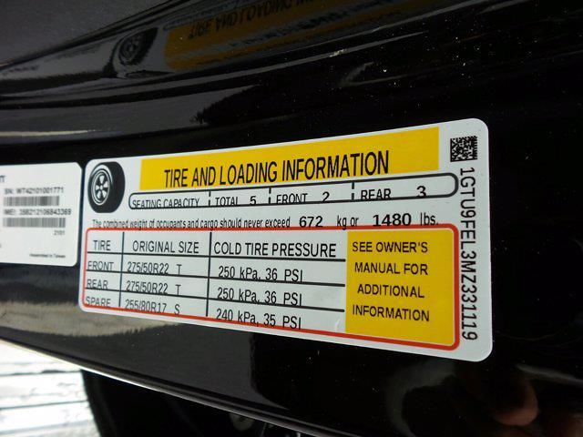 2021 GMC Sierra 1500 Crew Cab 4x4, Pickup #M31119 - photo 57