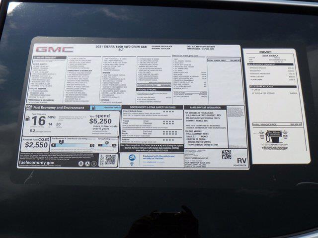 2021 Sierra 1500 Crew Cab 4x4,  Pickup #M36743 - photo 60