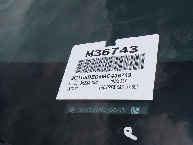 2021 Sierra 1500 Crew Cab 4x4,  Pickup #M36743 - photo 61