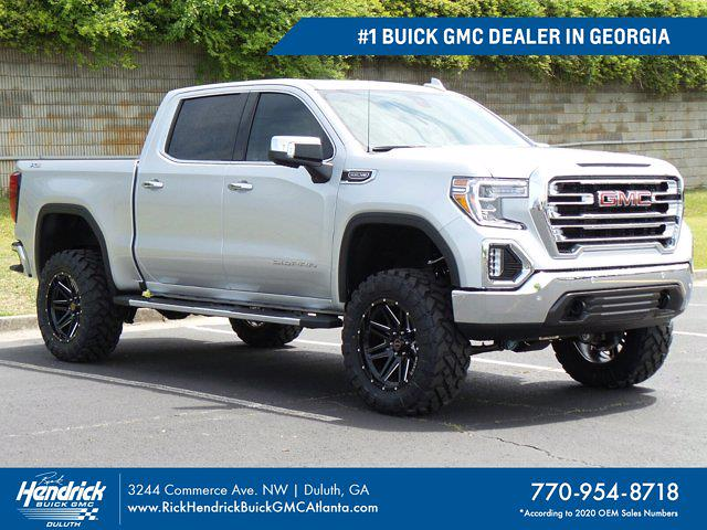 2021 GMC Sierra 1500 Crew Cab 4x4, Pickup #M37210 - photo 1