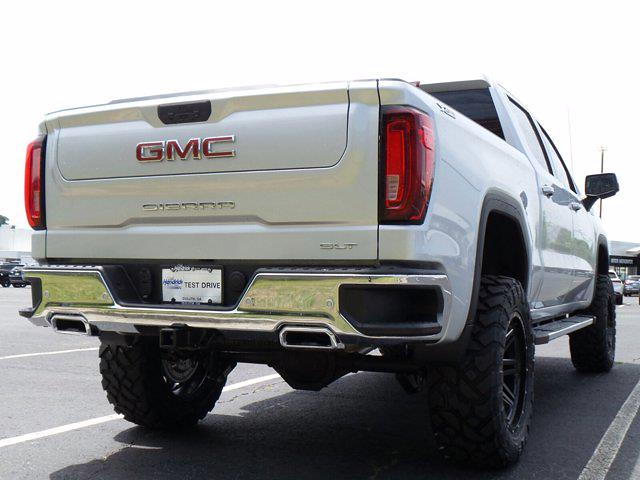 2021 GMC Sierra 1500 Crew Cab 4x4, Pickup #M37210 - photo 38