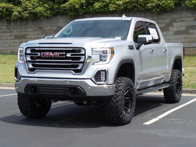2021 GMC Sierra 1500 Crew Cab 4x4, Pickup #M37210 - photo 5