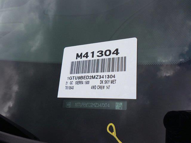 2021 GMC Sierra 1500 Crew Cab 4x4, Pickup #M41304 - photo 53