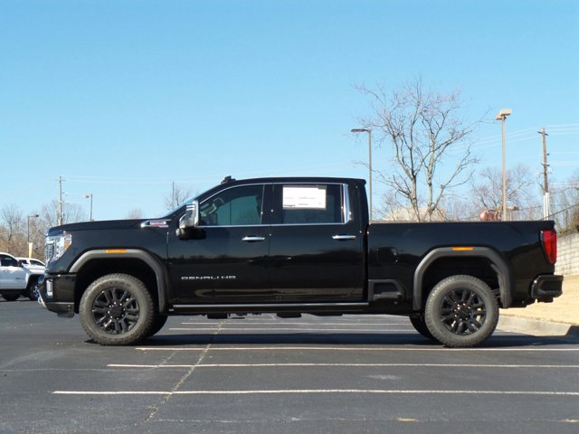 2021 GMC Sierra 2500 Crew Cab 4x4, Pickup #M46075 - photo 7