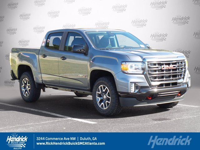 2021 GMC Canyon Crew Cab 4x4, Pickup #M50494 - photo 1