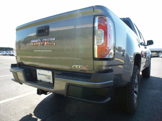 2021 GMC Canyon Crew Cab 4x4, Pickup #M50494 - photo 2