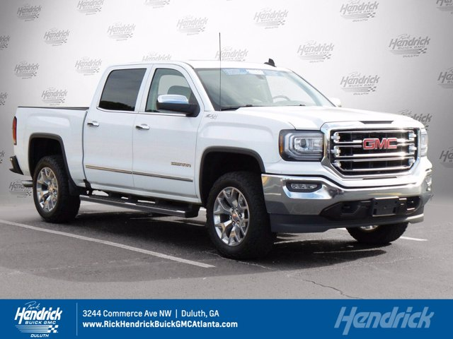 2018 GMC Sierra 1500 Crew Cab 4x4, Pickup #M51227A - photo 1