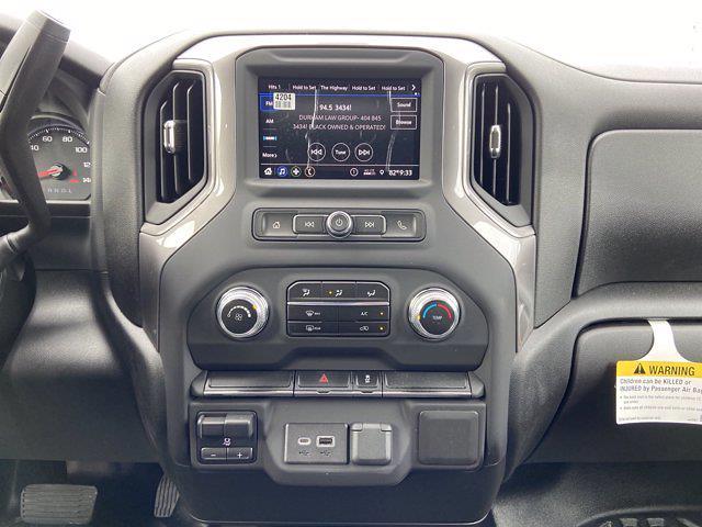 2021 GMC Sierra 3500 Crew Cab 4x4, Warner Select Pro Service Body #M51765 - photo 13