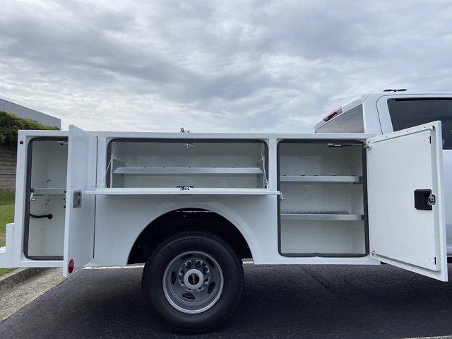 2021 GMC Sierra 3500 Crew Cab 4x4, Warner Select Pro Service Body #M51765 - photo 35
