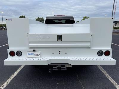 2021 GMC Sierra 3500 Crew Cab 4x4, Warner Select Pro Service Body #M51765 - photo 27