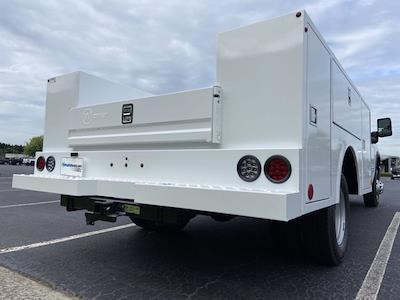 2021 GMC Sierra 3500 Crew Cab 4x4, Warner Select Pro Service Body #M51765 - photo 2