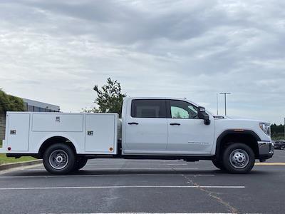 2021 GMC Sierra 3500 Crew Cab 4x4, Warner Select Pro Service Body #M51765 - photo 30