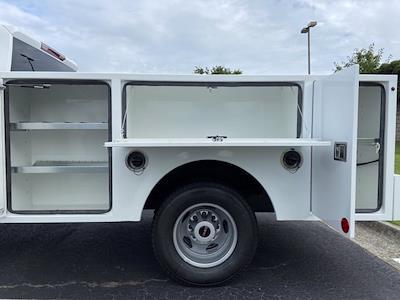 2021 GMC Sierra 3500 Crew Cab 4x4, Warner Select Pro Service Body #M51765 - photo 40