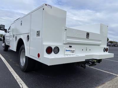 2021 GMC Sierra 3500 Crew Cab 4x4, Warner Select Pro Service Body #M51765 - photo 7