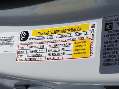 2021 GMC Sierra 3500 Crew Cab 4x4, Pickup #M54131 - photo 61