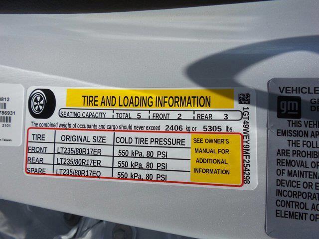 2021 GMC Sierra 3500 Crew Cab 4x4, Pickup #M54298 - photo 58