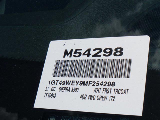 2021 GMC Sierra 3500 Crew Cab 4x4, Pickup #M54298 - photo 60