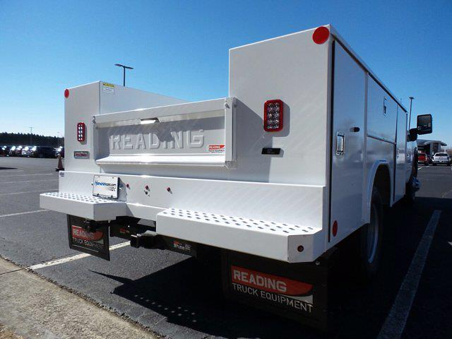 2021 GMC Sierra 3500 Crew Cab 4x4, Reading Service Body #M65010 - photo 1