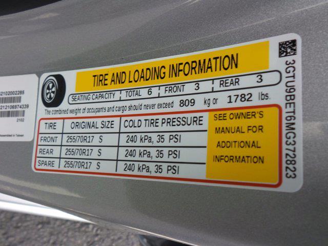 2021 GMC Sierra 1500 Crew Cab 4x4, Pickup #M72823 - photo 60