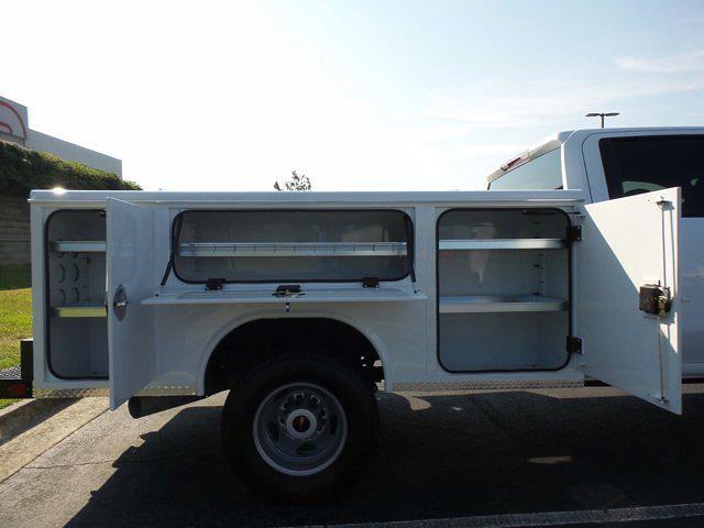 2021 Sierra 3500 Crew Cab 4x2,  Royal Truck Body Service Body #M74207 - photo 37