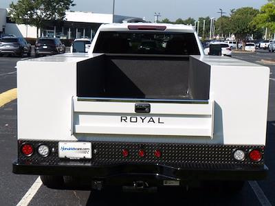 2021 Sierra 3500 Crew Cab 4x2,  Royal Truck Body Service Body #M74207 - photo 27