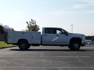 2021 Sierra 3500 Crew Cab 4x2,  Royal Truck Body Service Body #M74207 - photo 31