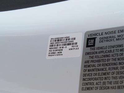 2021 Sierra 3500 Crew Cab 4x2,  Royal Truck Body Service Body #M74207 - photo 46