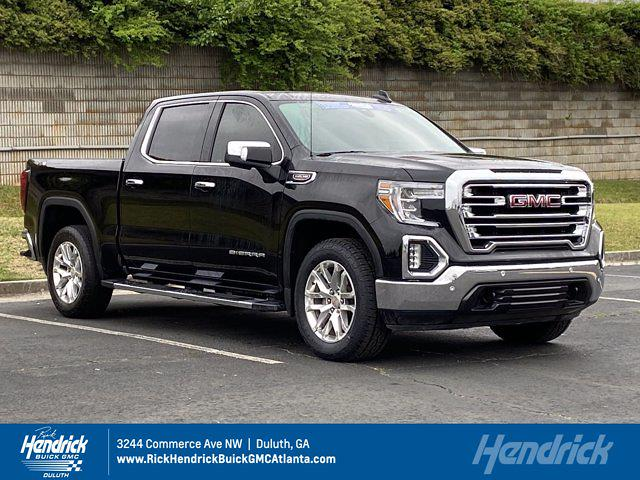 2019 GMC Sierra 1500 Crew Cab 4x4, Pickup #M74276A - photo 1