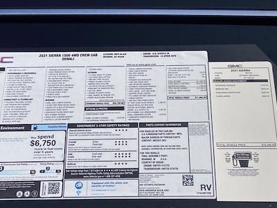 2021 GMC Sierra 1500 Crew Cab 4x4, Pickup #M84404 - photo 63