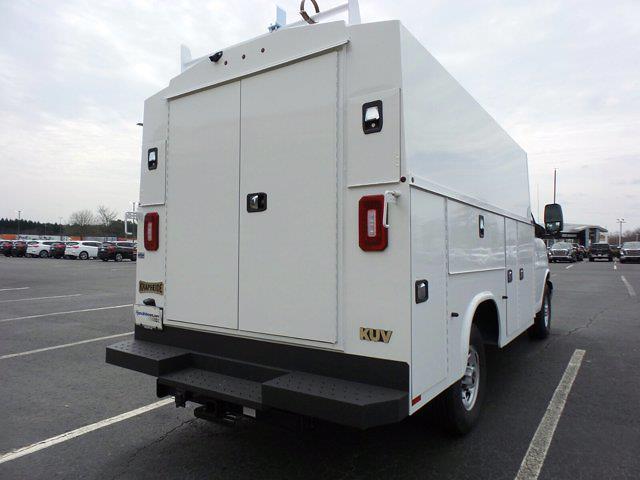 2021 GMC Savana 3500 4x2, Knapheide Service Utility Van #M85476 - photo 1