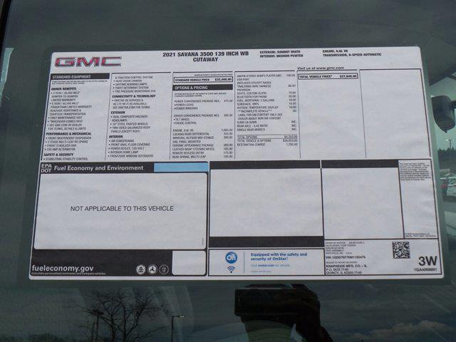 2021 GMC Savana 3500 4x2, Knapheide KUV Service Utility Van #M85476 - photo 52