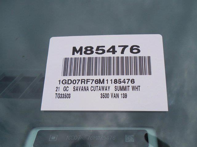 2021 GMC Savana 3500 4x2, Knapheide KUV Service Utility Van #M85476 - photo 53