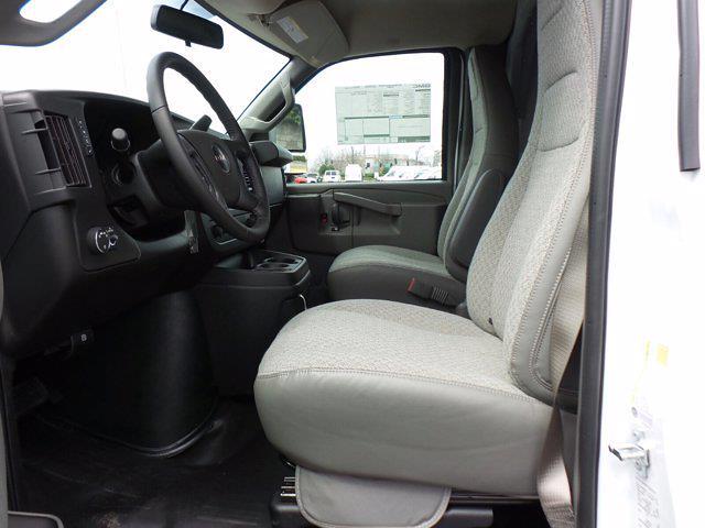 2021 GMC Savana 3500 4x2, Knapheide KUV Service Utility Van #M85476 - photo 9