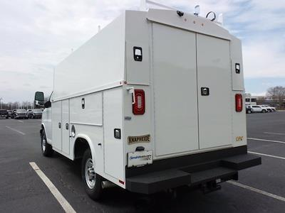 2021 GMC Savana 3500 4x2, Knapheide KUV Service Utility Van #M85476 - photo 7