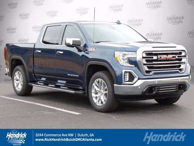 2021 GMC Sierra 1500 Crew Cab 4x4, Pickup #M86490 - photo 1