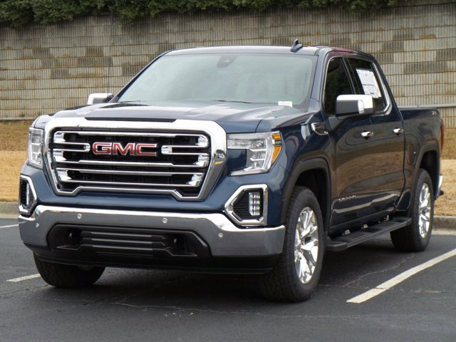 2021 GMC Sierra 1500 Crew Cab 4x4, Pickup #M86490 - photo 5