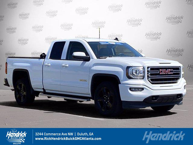 2017 GMC Sierra 1500 Double Cab 4x2, Pickup #M89620A - photo 1